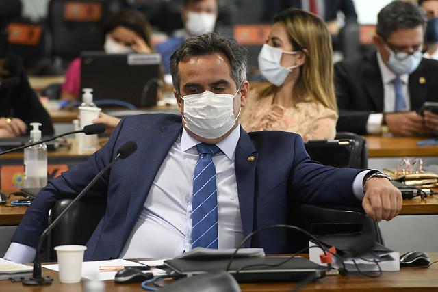 Senador Ciro Nogueira. Foto: Jefferson Rudy/Agência Senado