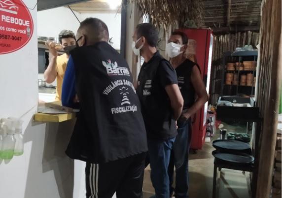 Em Barras, Vigilância Sanitária vai fiscalizar