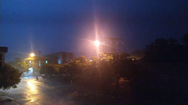 Chuva forte surpreende população da região de Barras. Veja previsão completa!
