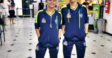 Jovens de esperantina vão treinar no time do Boca Juniors na Argentina